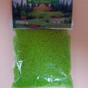 kırpıntı sünger açık yeşil