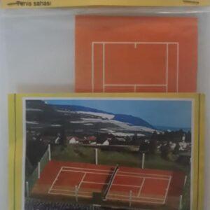 tenis sahası 200